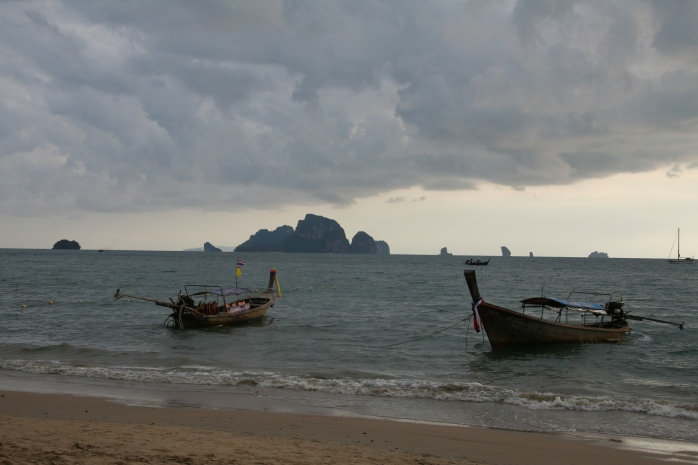 Ao Nang - the postcard shot