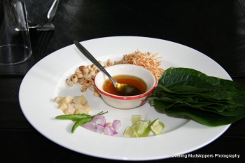 Learning the tastes of Thailand