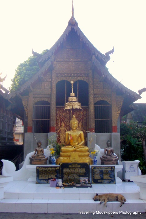 So many temples to choose from, we visited a different one each day.